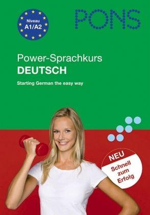 PONS Power-Sprachkurs Deutsch als Fremdsprache, m. 2 Audio-CDs