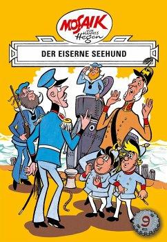 Die Digedags. Erfinder-Serie 09. Der eiserne Se...