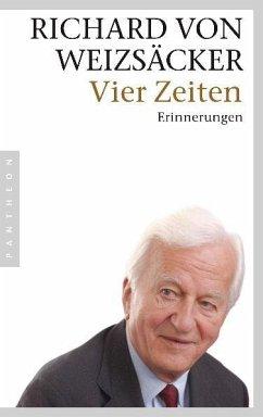 Vier Zeiten - Weizsäcker, Richard von