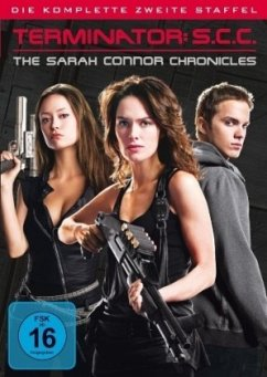 Terminator - The Sarah Connor Chronicles: Staffel 2