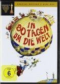 In 80 Tagen um die Welt (Special Edition, 2 DVDs)