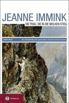 Jeanne Immink - Die Frau, die in die Wolken stieg - Muré, Harry