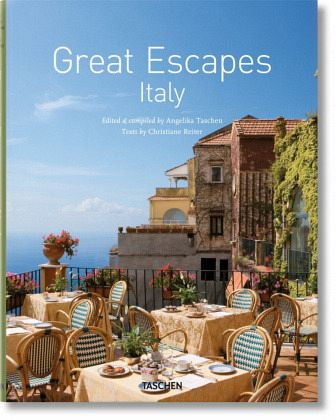 Great Escapes Italy - Reiter, Christiane