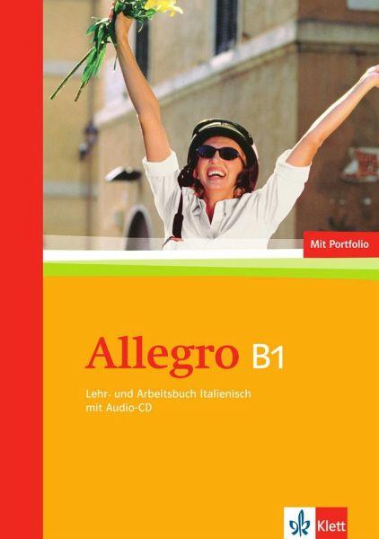 allegro lehr und arbeitsbuch italienisch mit audio cd. Black Bedroom Furniture Sets. Home Design Ideas