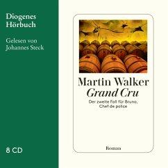 Grand Cru / Bruno, Chef de police Bd.2 (8 Audio-CDs) - Walker, Martin