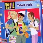 Tatort Paris / Die drei Ausrufezeichen Bd.5