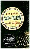 Jack Taylor liegt falsch / Jack Taylor Bd.2