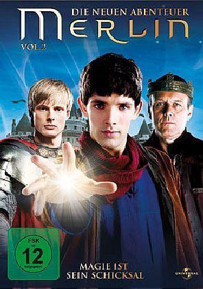 Merlin Und Die Neuen Abenteuer