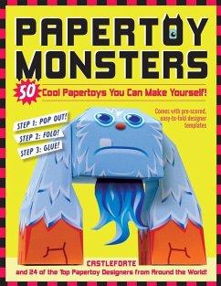 Papertoy Monsters - Castleforte, Brian