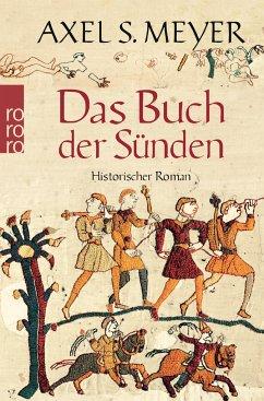 Das Buch der Sünden - Meyer, Axel S.