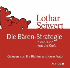 Die Bären-Strategie, Audio-CD