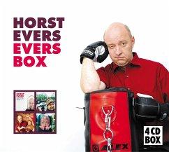 Evers Box, 4 Audio-CDs - Evers, Horst
