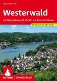 Westerwald mit Siebengebirge, Mittelrhein und Naturpark Nassau