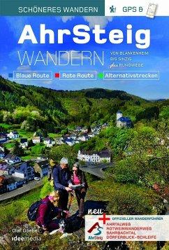 AhrSteig Wandern. Offizieller Wanderführer mit ...