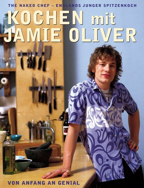 Jamie Oliver Buch