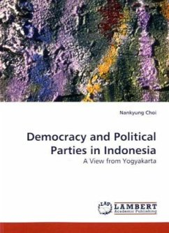 Democracy and Political Parties in Indonesia
