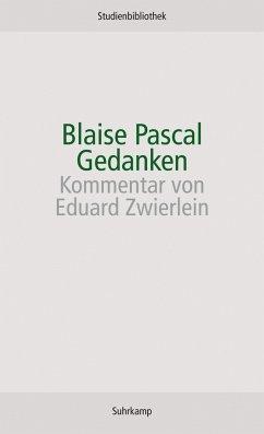 Gedanken - Pascal, Blaise
