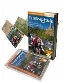 Traumpfade 2 Ergänzungs-Set - Pocketführer mit wasserfester Wanderkarte