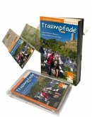 Traumpfade 2 Ergänzungs-Set - Pocketführer mit App-Anbindung, wasserfester Wanderkarte und Schutzhülle