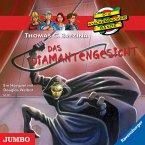 Das Diamantengesicht / Die Knickerbocker-Bande Bd.53 (Audio-CD)