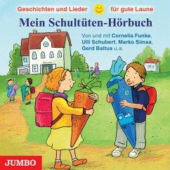 Mein Schultüten-Hörbuch, 1 Audio-CD