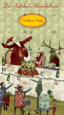 Frohes Fest!, 1 Audio-CD