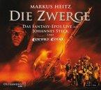 Die Zwerge - live / Die Zwerge Bd.1 (1 Audio-CD)