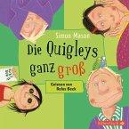 Die Quigleys ganz groß / Die Quigleys Bd.2, 2 Audio-CDs