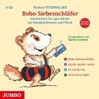 Bobo Siebenschläfer,Gesamtausgabe, 4 Audio-CDs