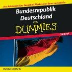 Bundesrepublik Deutschland für Dummies, 1 Audio-CD