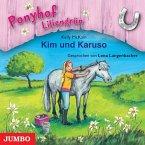 Kim und Karuso / Ponyhof Liliengrün Bd.5 (1 Audio-CD)