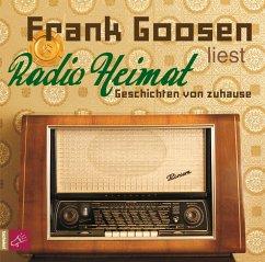 Radio Heimat, 2 Audio-CDs - Goosen, Frank