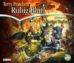 Ruhig Blut! / Scheibenwelt Bd.23 (6 Audio-CDs) - Pratchett, Terry