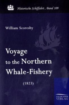 Voyage to the Nothern Whale-Fishery (1823) - Scoresby, William