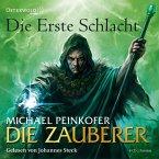 Die Erste Schlacht / Die Zauberer Bd.2 (8 Audio-CDs)