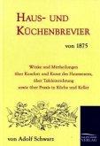 Haus- und Küchenbrevier von 1875