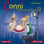 Conni und die verflixte 13 / Conni Erzählbände Bd.13 (Audio-CD)