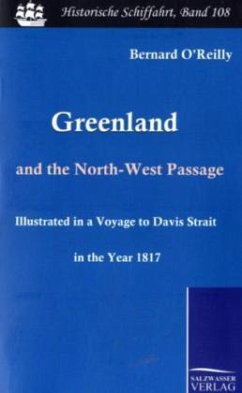 Greenland and the North-West Passage - O'Reilly, Bernard