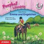 Emma und Engelchen / Ponyhof Liliengrün Bd.6 (1 Audio-CD)