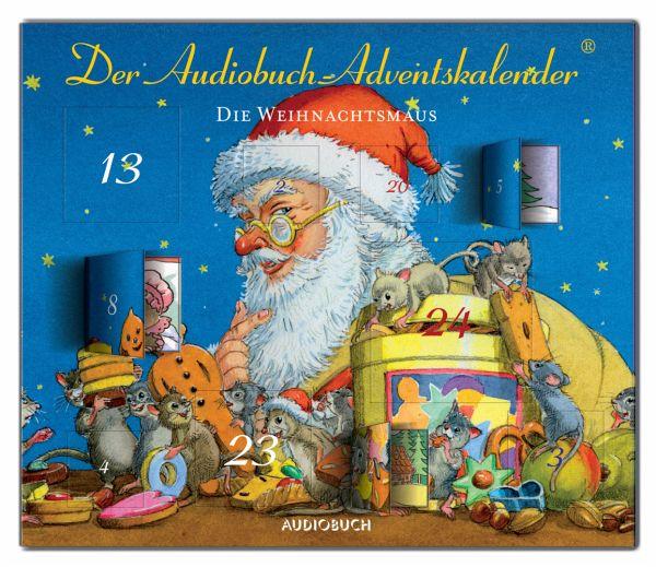 Die Weihnachtsmaus - Hörbücher portofrei bei bücher.de