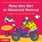 Meine Oma fährt im Hühnerstall Motorrad, 1 Audio-CD