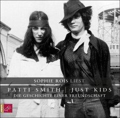 Just Kids - Die Geschichte einer Freundschaft, 5 Audio-CDs