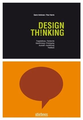 Design thinking von gavin ambrose paul harris buch for Buch design