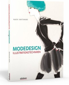 Modedesign - Illustrationstechniken - Watanabe, Naoki