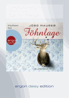 Föhnlage / Kommissar Jennerwein ermittelt Bd.1 (1 MP3-CD) - Maurer, Jörg