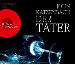 Der Täter, 6 Audio-CDs - Katzenbach, John