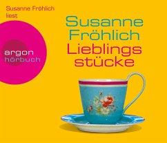 Lieblingsstücke, 4 Audio-CDs - Fröhlich, Susanne