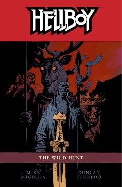 Hellboy Volume 9: The Wild Hunt - Mignola, Mike