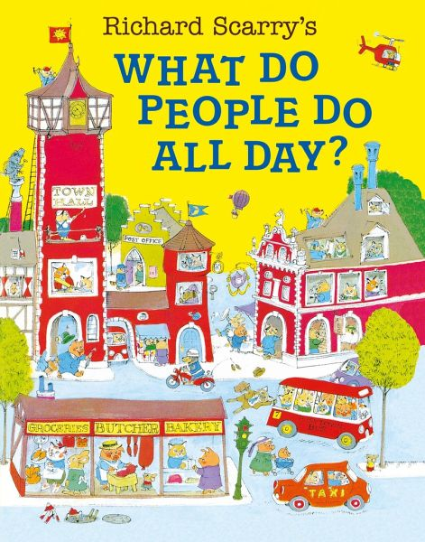 Richard scarry what do people do all day pdf