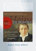 Die Heine Box (DAISY Edition): Die schönsten Gedichte / Deutschland. Ein Wintermärchen / Die Harzreise